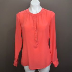 BANANA REPUBLIC Silk Blouse Size Small